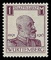 Württemberg 1916 250 König Wilhelm II.jpg