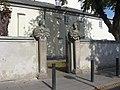Węgrów kościół Wniebowzięcia NMP wejście boczne;karen north.JPG