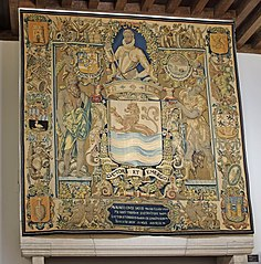 Coat of Arms panel