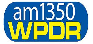 WPDR - Image: WPDR 1350