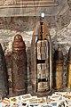 WWI shrapnel grenades tre sassi museum