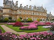 Waddesdon Manor and Gardens - geograph.org.uk - 649037