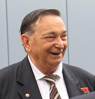 Valery Bykovsky Soviet cosmonaut