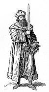 Walery Eljasz-Radzikowski, Kazimierz Sprawiedliwy.jpg