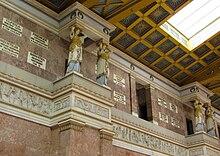 Bavarian Palace Administration | Palace | Walhalla |Inside Walhalla Memorial