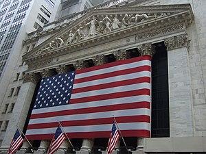Wall Street, Manhattan, New York, USA
