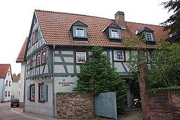 Hirschstraße in Walldorf