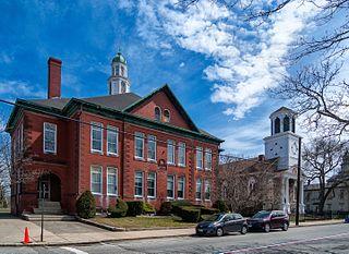 Bristol, Rhode Island Town in Rhode Island, United States