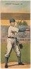Walter Johnson-Charles Street, Washington Nationals, baseball card portrait LCCN2007683895.tif