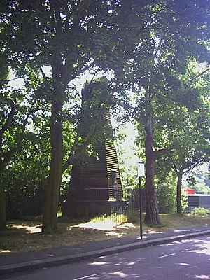 Wandsworth Common - Wandsworth Common Windmill