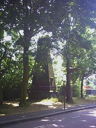 Wandsworth Common - Wandsworth Common Windmill