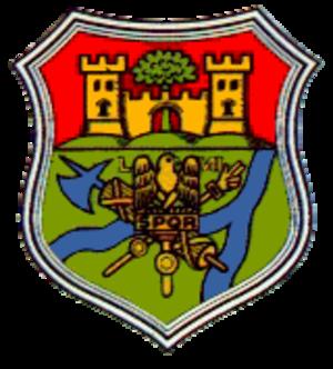 Altenmarkt an der Alz - Image: Wappen Altenmarkt a d Alz