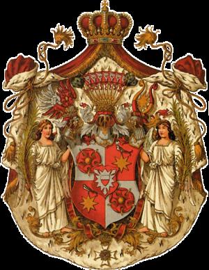 Principality of Schaumburg-Lippe - Image: Wappen Deutsches Reich Fürstentum Schaumburg Lippe