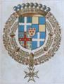 Wappen Guy de Daillon, Graf zu Lude Pontgibault.png