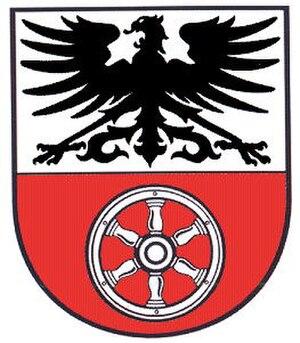 Sömmerda - Image: Wappen Sömmerda