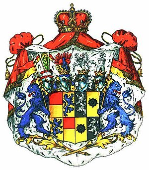 Solms-Baruth - Coat of arms of the Prince of Solms-Baruth