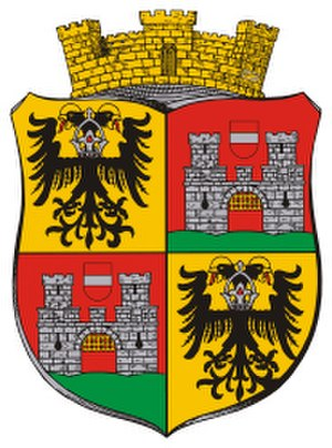 Fachhochschule - Wappen von Viennaer Neustadt