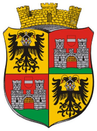 Wiener Neustadt - Image: Wappen Wiener Neustadt