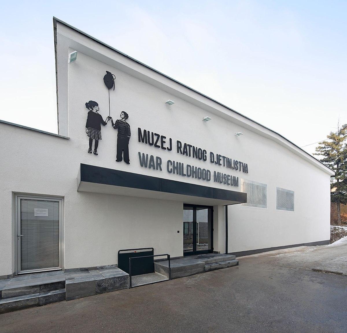War Childhood Museum - Wikipedia