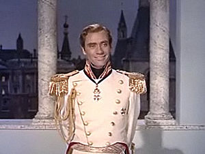 Image result for images of mel ferrer in war and peace
