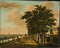 Warnaar Horstink - De Amsterdamse Vaart bij Haarlem, gezien naar de Liede - BR2860 - Rijksmuseum Twenthe.jpg