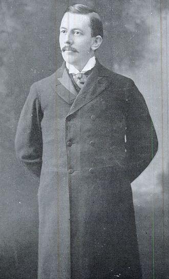 Warren K. Moorehead - Image: Warren K. Moorehead 1898