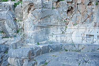 Warship relief at the acropolis of Lindos 2010 6.jpg