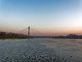 Warszawa - Wisła 2011 - Most Świętokrzyski (1).JPG