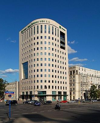 Stefan Kuryłowicz - Image: Warszawa Centrum Królewska 2009