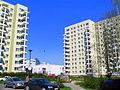 Warszawa Mokotów Os. Służew nad Dolinką - widok na Centrum Handlowe Land - panoramio.jpg