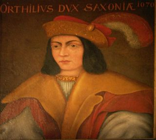 Duke of Saxony