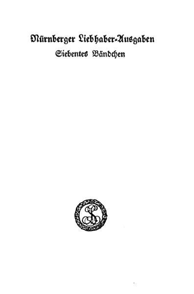 File:Wassermann Das Amulett.djvu