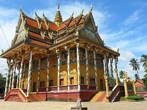 Battambang: Wat Kor, Battambang (2012)