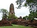 Wat Phra Ram - Ayutthaya - Thailand - 03 (34801238692).jpg