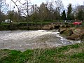 Water exiting the Mill Channel - geograph.org.uk - 151191.jpg