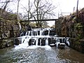 Waterfall, River West Allen - geograph.org.uk - 136525.jpg