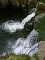 Waterfall on River Nent - geograph.org.uk - 1216446.jpg