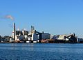 Waterfront view of the Redpath Sugar Refinery.jpg