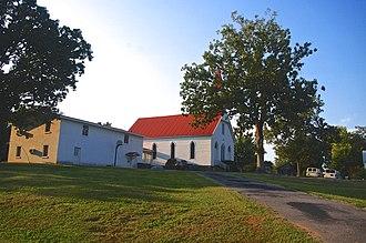 Waterloo, Alabama - Waterloo