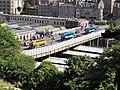 Waverley Bridge from the Scott Monument - geograph.org.uk - 1905303.jpg