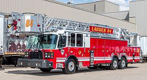 Ferrara Fire Apparatus - Wayne Township Fire Department - Indianapolis, Indiana