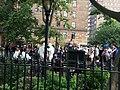 WeAreOrlando Vigil outside the Stonewall Inn, New York, June 13, 2016 (27559513882).jpg