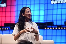 Web Summit 2018 - Centre Stage - Day 2, November 7 DSC 5207 (44855026835).jpg