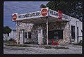 Welcome Travelers gas station, straight-on view, New Laredo Highway, San Antonio, Texas LOC 37814095221.jpg