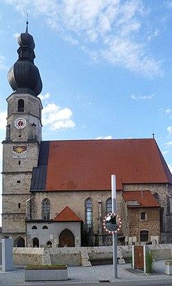 Weng im Innkreis - Kath. Pfarrkirche hl. Martin.jpg