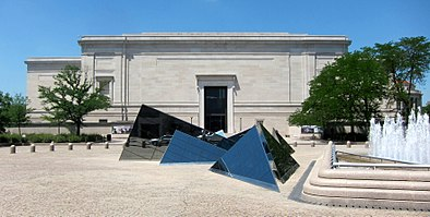 West Building of the National Gallery of Art