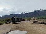 West at Charleston station in Wasatch County, Utah, Apr 16.jpg