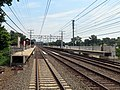West end of Old Greenwich station, July 2019.JPG