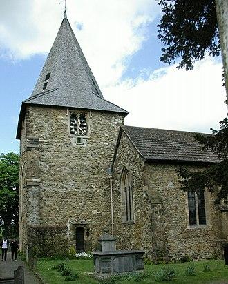 Westerham - St Mary's Church