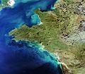 Western France observed by Envisat.jpg